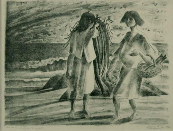 Marco Bontá Costa (1899-1974) – Cosecha marina