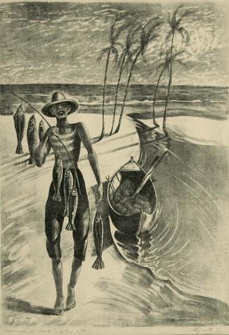Marco Bontá Costa (1899-1974) – Pescador del caribe