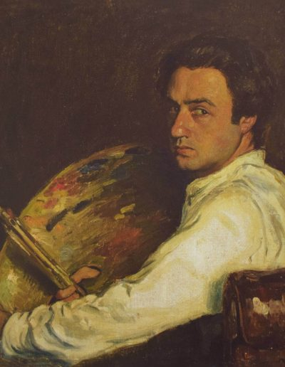 Autorretrato, 1926.