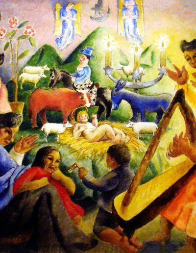 La novena del Niño Dios, 1929.