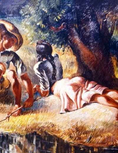 Adolescencia, 1942.
