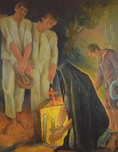 La Animita, 1951.