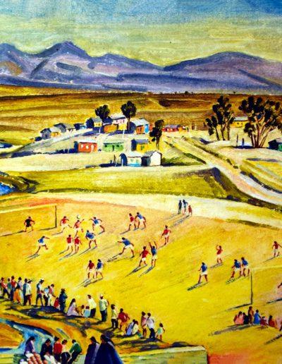 Tongoy versus Guanaqueros, c. 1971.