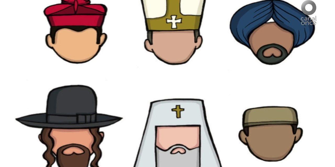 Enciclopedia de las Religiones en México